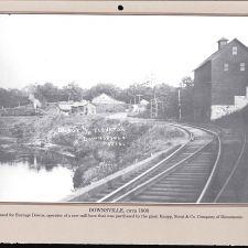 Downsville WI Circa 1900